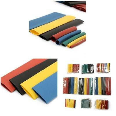 328pcs Kit Heat Sleeve Assortment Tubing Electrical Cable Tube Shrink Wrap Wire