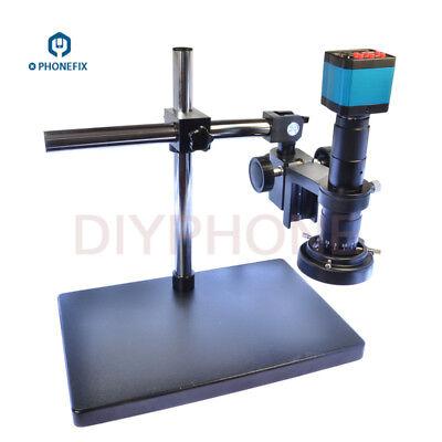21mp Hdmi Universal Microscope Phone Pcb Soldering Repair Inspection Microscope