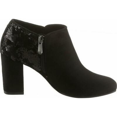 Original MARCO TOZZI Ankle-Boots Pumps STIEFELETTE Damen Schuhe Schwarz Gr. 38