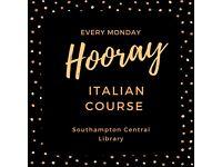 12 Weeks Italian Course - Southampton Library