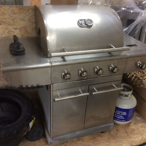 Moving Sale!: BBQ, Kayak, Fan, Stools, Side Tables & More!