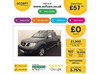 Nissan Navara Tekna FROM £57 PER WEEK!