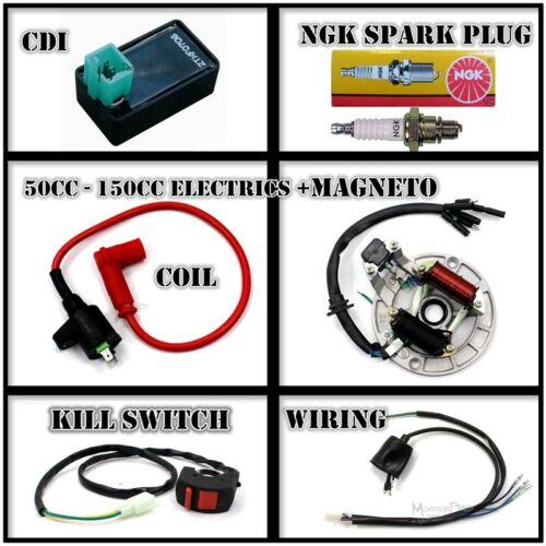 125cc pit bike kick start wiring diagram 125cc pit bike engine elsavadorla