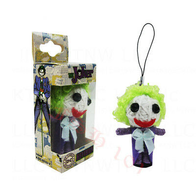 Brand New DC Comic Joker String Doll VooDoo Doll Key Chain Cell Phone Strap](Hello Kitty Voodoo Doll)