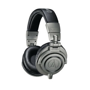 Audio-Technica ATH-M50x Professional Monitor Headphones, GM