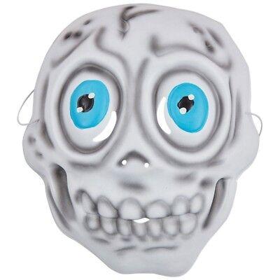 Kostüm-Zubehör Kinder-Maske Skelett Karneval Fasching Neu ()