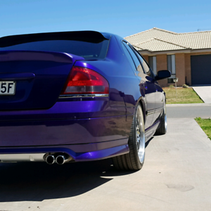 Ba xr6 turbo