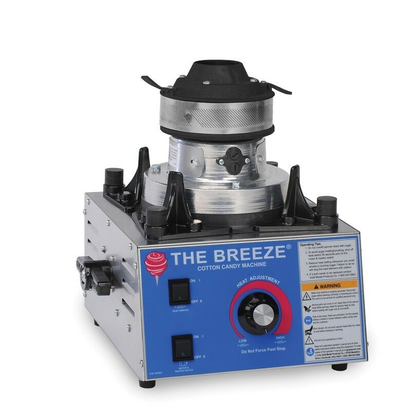 3030 - The Breeze COTTON CANDY  (Fairy Floss) Machine - COMMERCIAL QUALITY