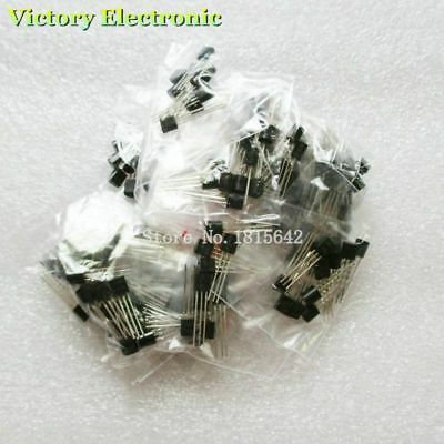 170pcs Transistor Assorted Kit S9012 S9013 S9014 9015 9018 A1015 C1815 A42 A92