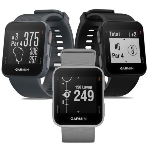 New Garmin Approach S10 GPS Golf Watch - Choose Your Color!