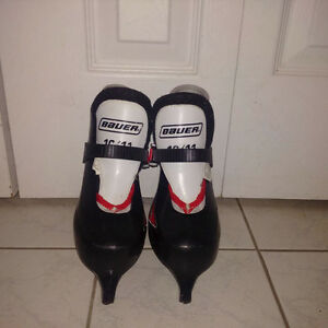 Youth Size 10 Bauer Skates