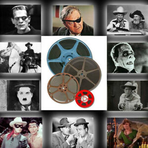 $ OLD 16MM and 8MM FILMS WANTED