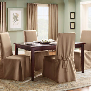 4 Dining Chair Covers $40 obo