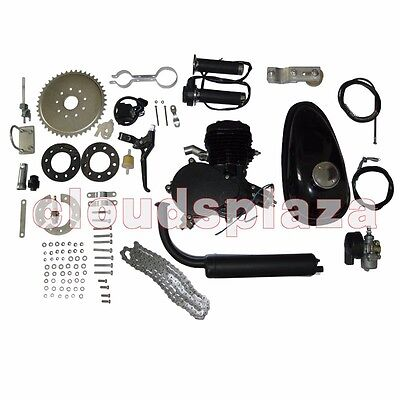 New 80cc 2 Cycle Engine Motor Kit for Motorized Bicycle Bike Gas Powered