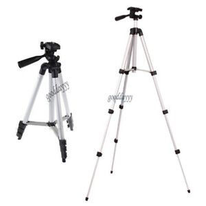 Aluminum Portable Light Tripod and Camera Bag (Both)