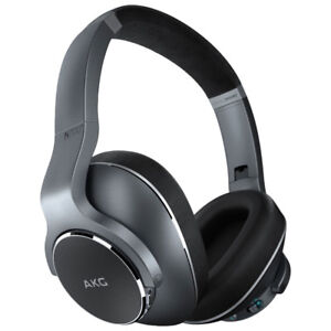 AKG N700NC Noise Cancelling Over-Ear Headphones - Silver