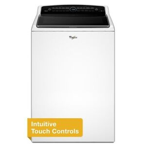 Whirlpool 5.3 Cu Ft H.e. Top Load Washer Wtw8040dw0