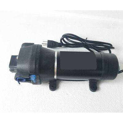 High Pressure Techtongda 110v 40psi Electric Self Priming Diaphragm Water Pump