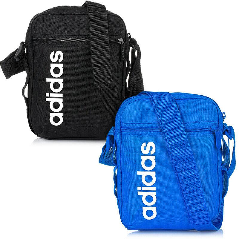5c3d03278d29 Neu ADIDAS LINEAR CORE Organizer Bag Tasche Umhängetasche ...