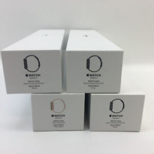 """""""Rose Gold"""" Sealed Apple Watch Series 4, 1 Year AppleCare"""