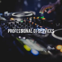 Professional DJ for all events