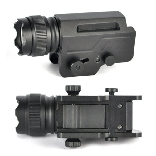 3000lm xm l2 led tactical gun flashlight rifle mount. Black Bedroom Furniture Sets. Home Design Ideas