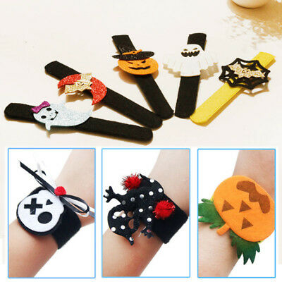 New Cute Kids Clap Circle Festival Halloween Party Costume Decor Bracelets - Halloween Costume Party Decorations