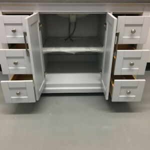 "36"",48"",60"" SOLID WOOD Bathroom Vanity """" BLOW OUT SALE"""""