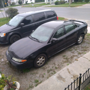 Black 2004 alero 4 Dr Best Offer
