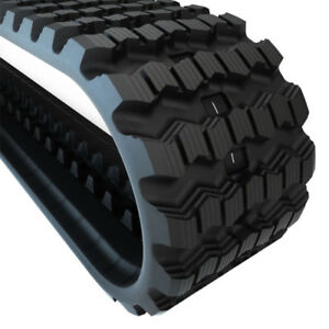 Snow Tracks for Winter,  Rubber, Skid Steer Track Loader