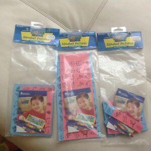 Preschool, Early Ed Teachers,Mommies Helpful BNWT Teaching Aides