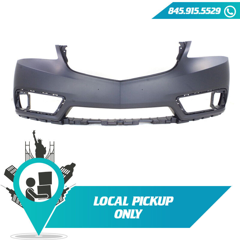 LOCAL PICKUP 2014-2016 FITS ACURA MDX FRONT BUMPER COVER