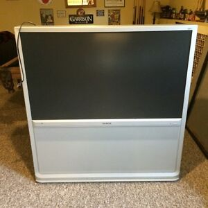 56 Inch Projection TV