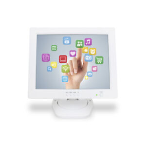 """Brand New 12"""" Touch Screen Monitor"""