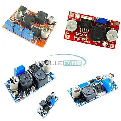 Digital Lm2577 Lm2577s Lm2596s Step Up Down Dc-dc Converter Power Display Module