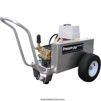 Pressure Pro Electric Pressure Washer Eagle Series EB4030E3A402 4.0 GPM 3000 PSI