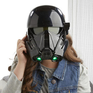 Star Wars Rogue One Imperial Death Trooper Helmet Kitchener / Waterloo Kitchener Area image 2