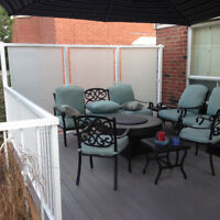 Maintenance Free Aluminum Railings