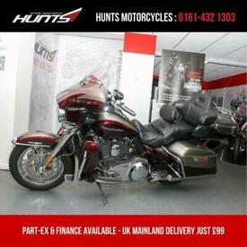 2014 '64 Harley-Davidson CVO Ultra Limited FLHTKSE. Stunning Bike. £17,995