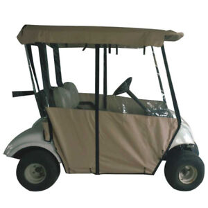 Yamaha Drive Golf Cart Weather Enclosure 2 Passenger