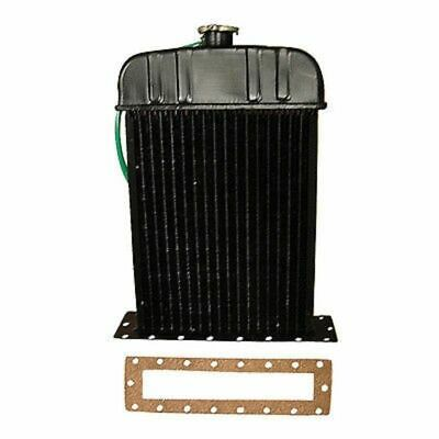 351878r92 Radiator For International Case Cub Lo Boy With Cap Gasket 4 Row