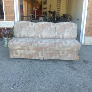 Pull out sofa for RV