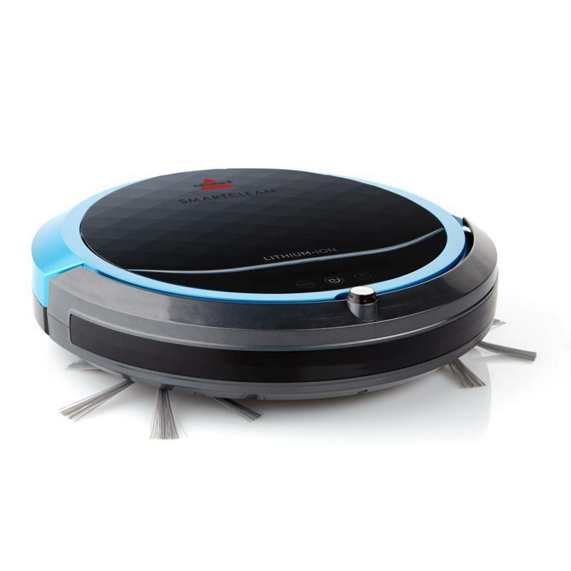 New BISSELL Smartclean Robotic Smart Vacuum Floor Care clean