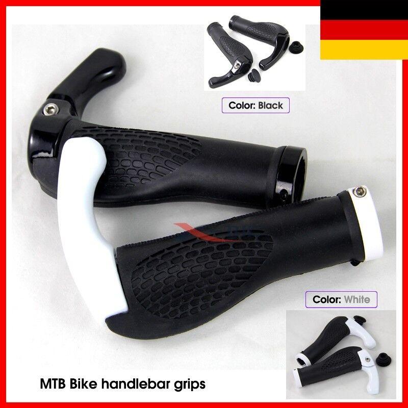 EASYDO MTB Fahrrad Barend Barends Lenker Bar Ends Lenkerhörnchen Rot Radsport Fahrradteile & -komponenten