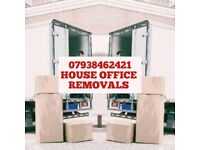 Cheap Man and Van Hire House Removals Office Moving Van Piano Movers Delivery Rubbish Removals Uk