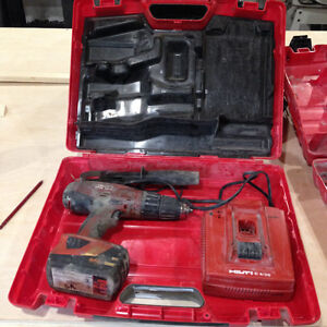 Selling Hili SFH 18-A Cordless Hammer Drill, $80 OBO