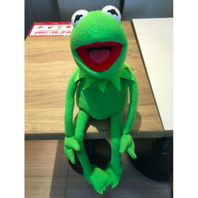 18 inch Eden Full Body Kermit the Frog Hand Memes Plush Henson US Stock !!