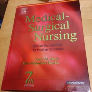 MEDICAL SURGICAL NURSING-7 EDTN.+ CLINICAL COMPANION EXTRA 20$