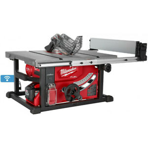 "M18 FUEL™ 8-1/4"" Table Saw w/ One-Key Kit and 12.0 Ah Battery"