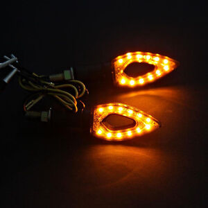 brand new motorcycle led turn signals